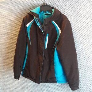 Girls winter jacket